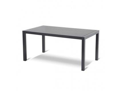 hliníkový jídelní stůl