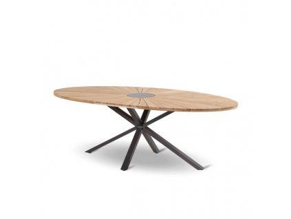 oválný zahradní stůl Ellipse