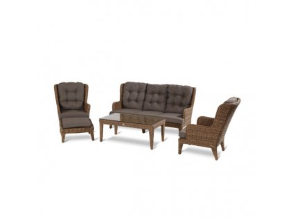 luxusní pohodlné zahradní sezení od firmy Hartman