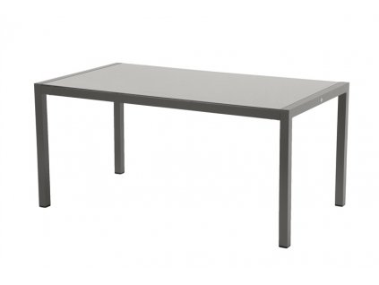 Hartman hliníkový zahradní stůl taupe
