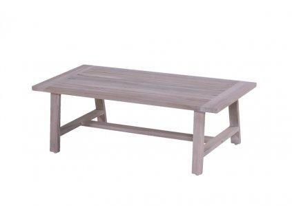 Hartman teakový dřevěný zahradní nízký stůl