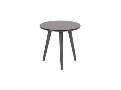 zahradní stolek Hartman barva tmavě šedá