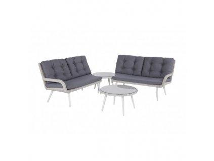 Cassablanca rohové sezení se dvěma stolky