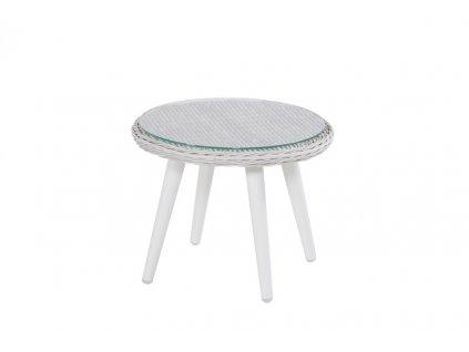 ratanový boční stolek Casablanca