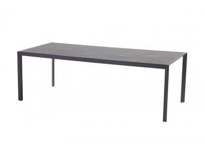 Hartman zahradní jídelní stůl černý