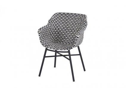 jídelní židle s originálním výpletem