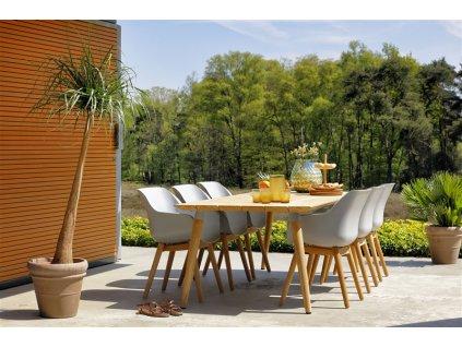 sophie zahradní jídelní set Hartman
