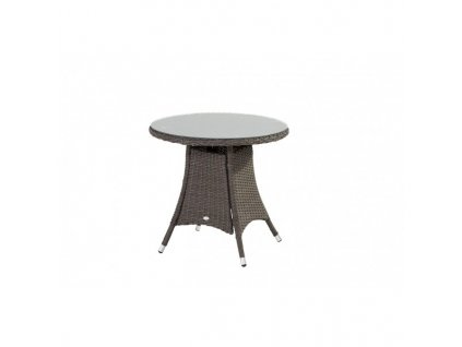 ratanový malý stolek