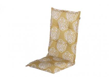 Potah Peonie na zahradní nábytek yellow