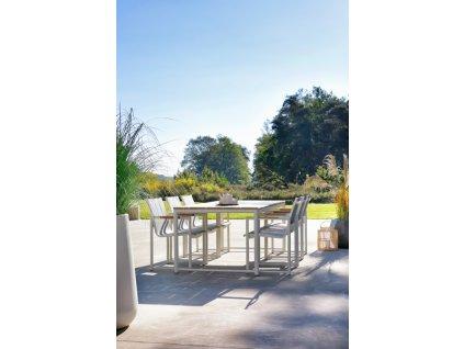 zahradní nábytek jídelní typu