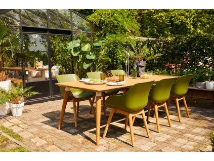 zahradní jídelní nábytek Hartman