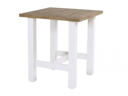 Hartman zahradní barový stůl bílý