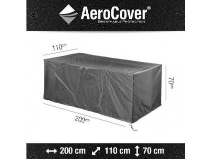 ochranny kryt na zahradni nabytek 7924 kryci zakryvaci plachta na stul 200 x 110 x 70 cm