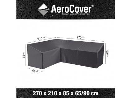 7991 ochranny kryt na rohovou sedacku 270x210 anthracite m aerocover 8717591779438 (1)