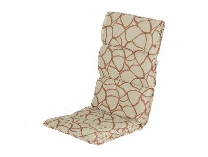 Hartman polstr na zahradní polohovací židli