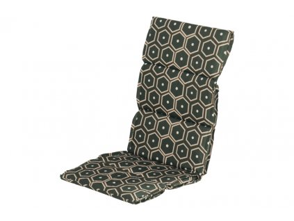 polstr sedák na polohovací hliníkovou židli Hartman