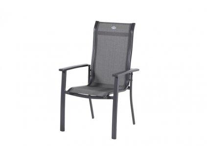 hliníková pevná židle Hartman