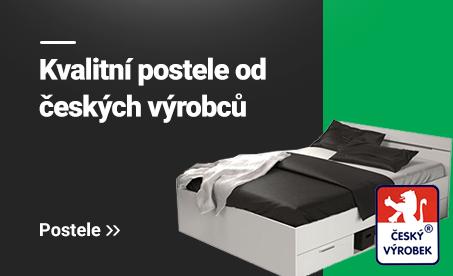 Kvalitní postele od českých výrobců