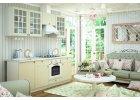 Kuchyňská linka Provence Vanilka/bílá