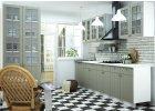 Kuchyňská linka Provence šedá