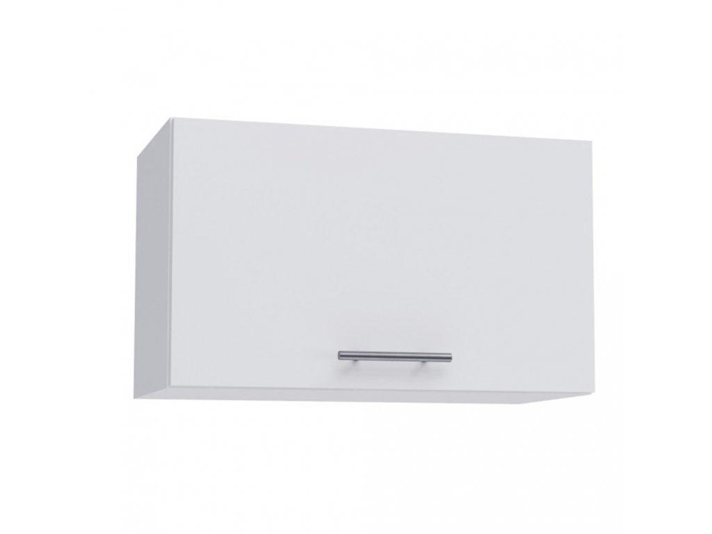 Horní skříňka, bílá, FABIANA W - 60OK