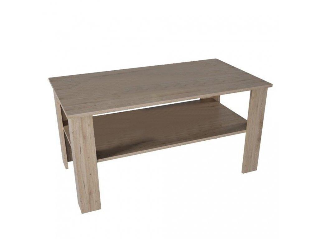 Konferenční stolek, dub san remo, GAUDI