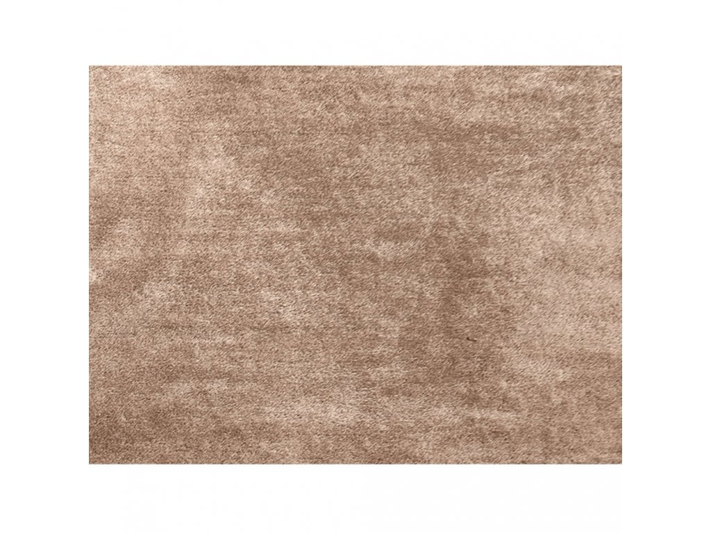 Koberec, světle hnědá, 140x200, ANNAG