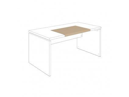 Exner - Kožená podložka na stůl