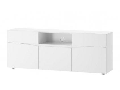 Televizní stolek 3-dveřový LUCCA 05