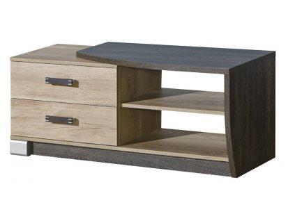 Televizní stolek ROMERO R3 pravá