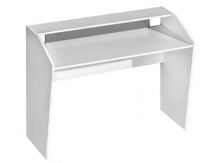Pracovní stůl TRAFICO 9 bílá/popel