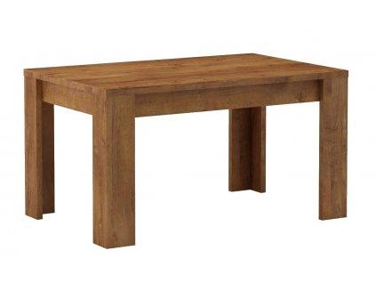 Jídelní stůl rozkládací KORA 160x90 sv. jasan