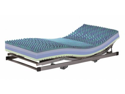 Matrace COOL II 20 šířka 160 cm potah SNOW