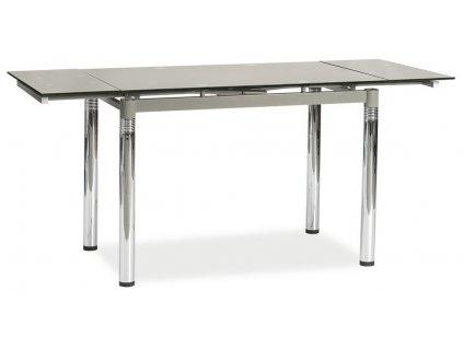 Jídelní stůl GD-018 rozkládací šedá