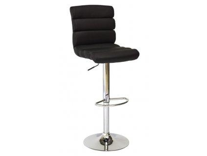 Barová židle KROKUS C-617 černá