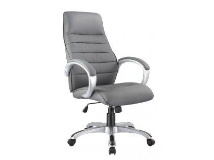 Kancelářské křeslo Q-046 - šedá