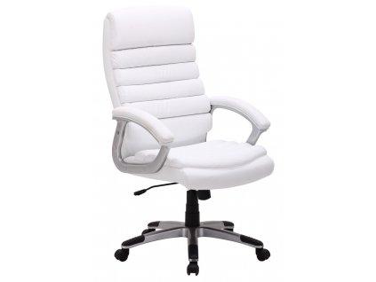 Kancelářské křeslo Q-087 - bílá