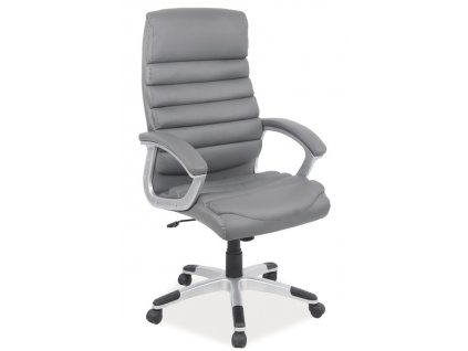 Kancelářské křeslo Q-087 - šedá
