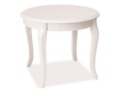 Konferenční stolek ROYAL D bílý