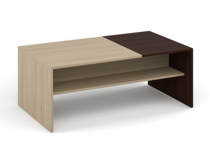 Konferenční stolek BELT sonoma/wenge