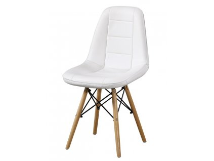 Jídelní židle VERDI II bílá