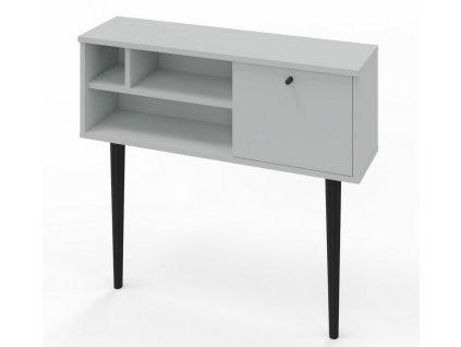 Konzolový stolek VERMONT šedá