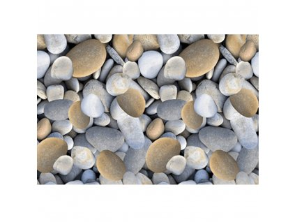 Koberec, vzor kameny, 120x180, BESS