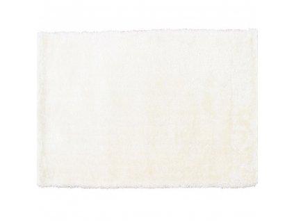 Koberec, sněhobílá, 80x150, AMIDA