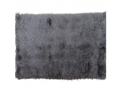 Koberec, šedý, 80x150, KAVALA