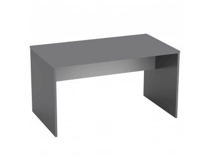 Psací stůl, grafit / bílá, RIOMA NEW TYP 11