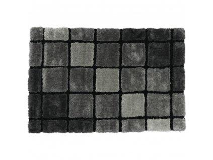 Koberec, šedá, 200x300, LUDVIG TYP 2