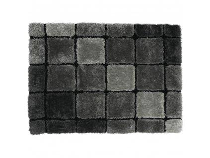 Koberec, šedá, 100x140, LUDVIG TYP 2