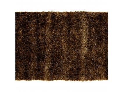 Koberec, hnědozlatá, 80x150, DELAND