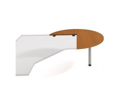 Gate - Stůl jednací pravý napříč  120 cm